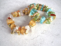 Set of Eco-Resin Bracelets by Belart