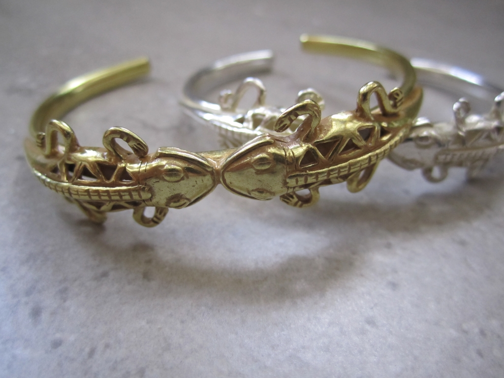 Pre-Columbian Style Bracelets