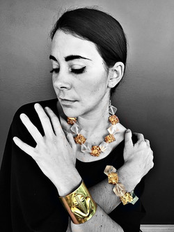Eco-Resin Jewelry by Belart