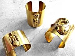 Pre-Columbian Rings in Gold