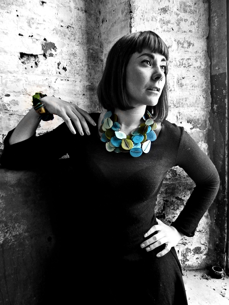 Fair Trade Tagua Necklace by Belart
