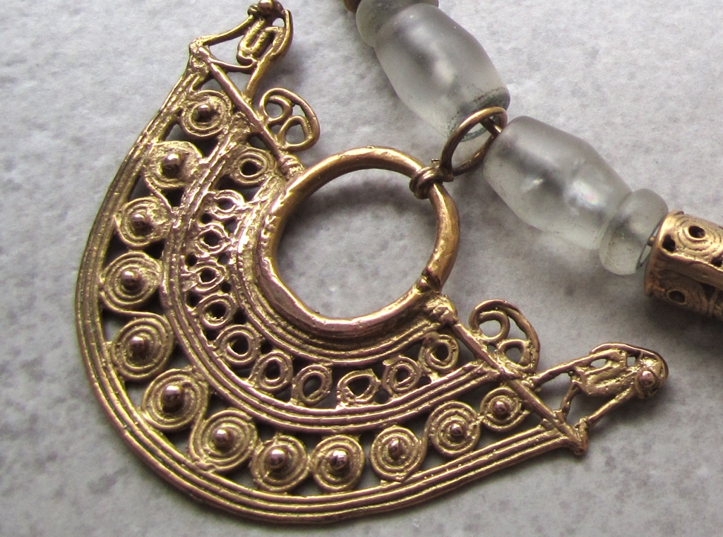 Pre-Columbian Pendant in Gold
