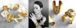 fair trade ecoresin jewelry Belart
