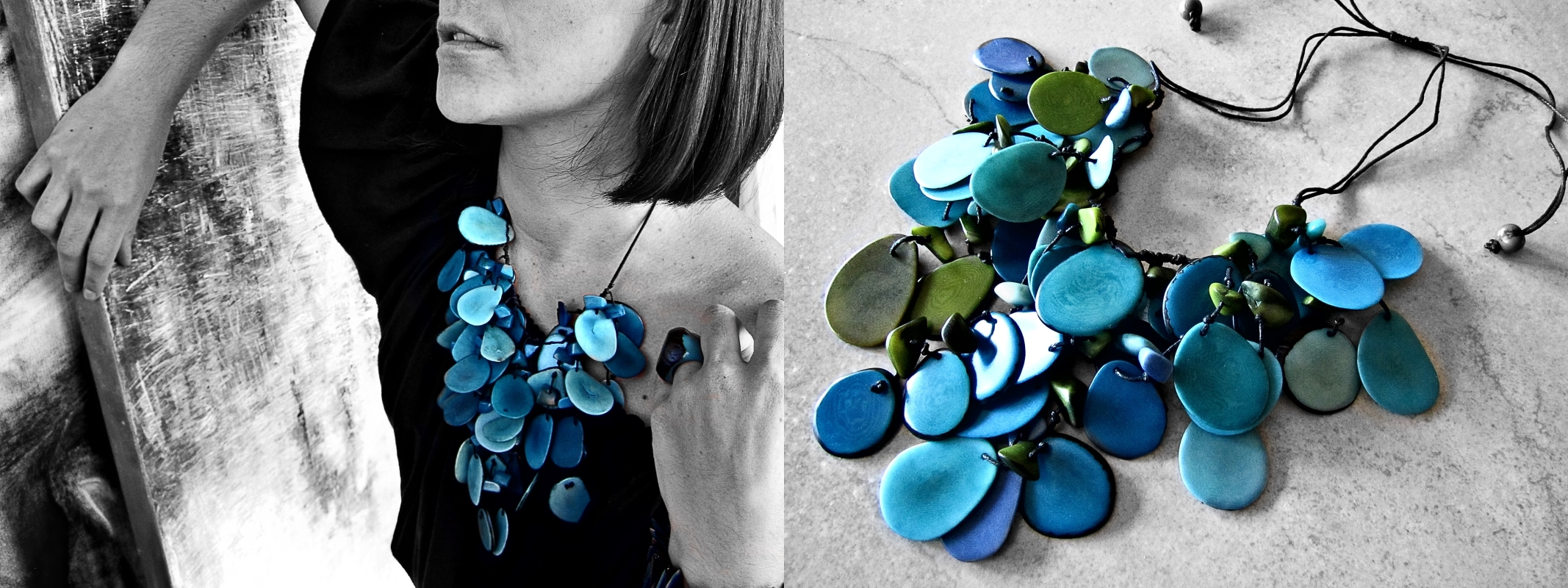 fair trade tagua jewelry Belart