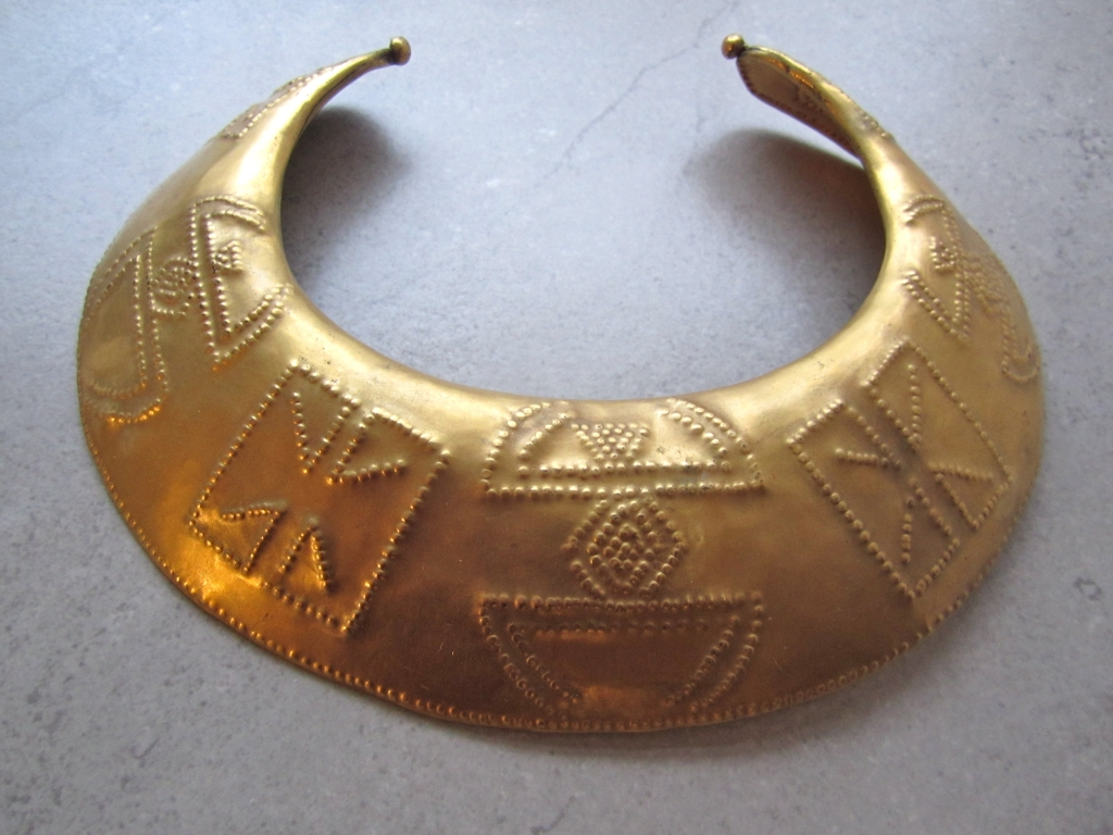 Pre-Columbian Gold Necklace