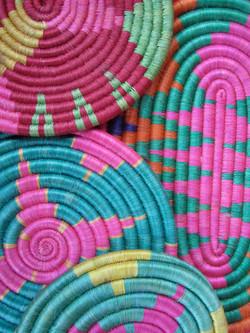Handwoven fair trade bags