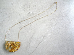 Eco-Resin Necklace by Belart