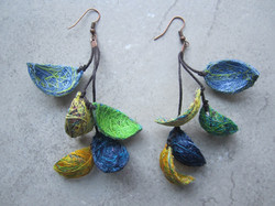 Fique Agave Earrings by Belart
