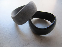 Fair Trade Up-cycled Horn Rings