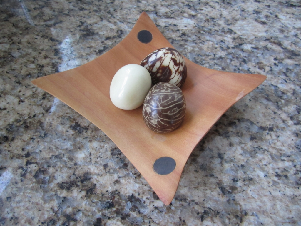 Fair Trade Tagua Nut Pods