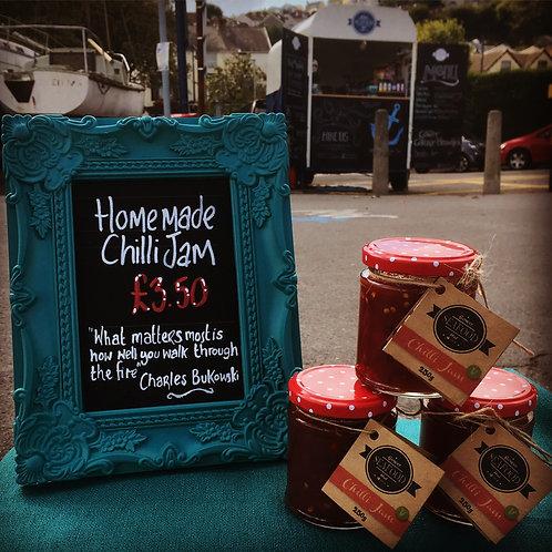 Our Homemade Chilli Jam