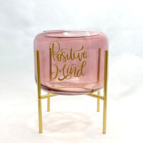 Portavelas Positive Mind