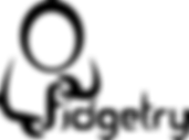 Fidgetry logo: Designs high quality fidget toys and fidgetry