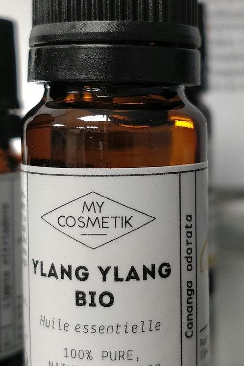 Huile essentielle Ylang ylang bio 10ml