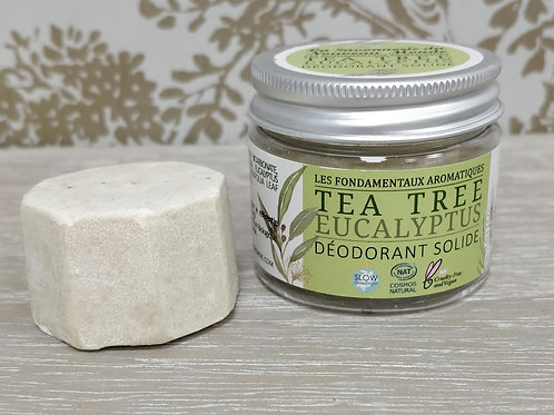Deo Tea tree Eucalyptus vrac