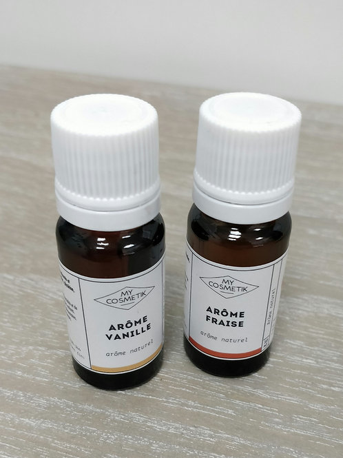 aromes (extraits aromatiques)