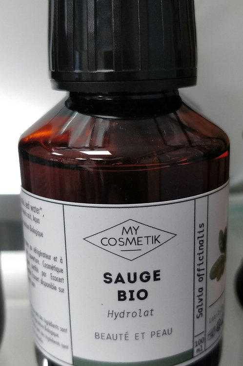 Hydrolat sauge bio 100 ml