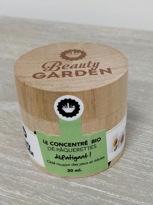 Concentre paquerette contour des yeux Beauty Garden