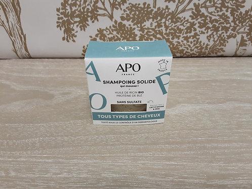Shampoing tout type de cheveux APO