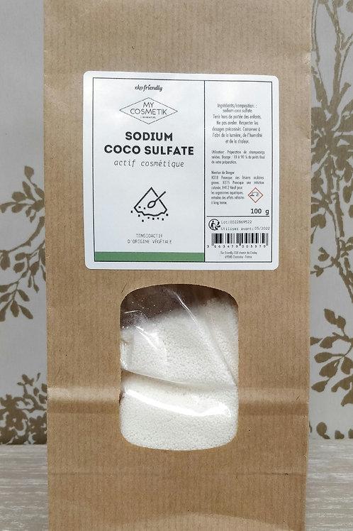 Sodium Coco Sulfate 100g