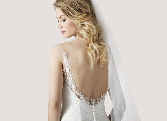 Lilly Bridal - Style 3935