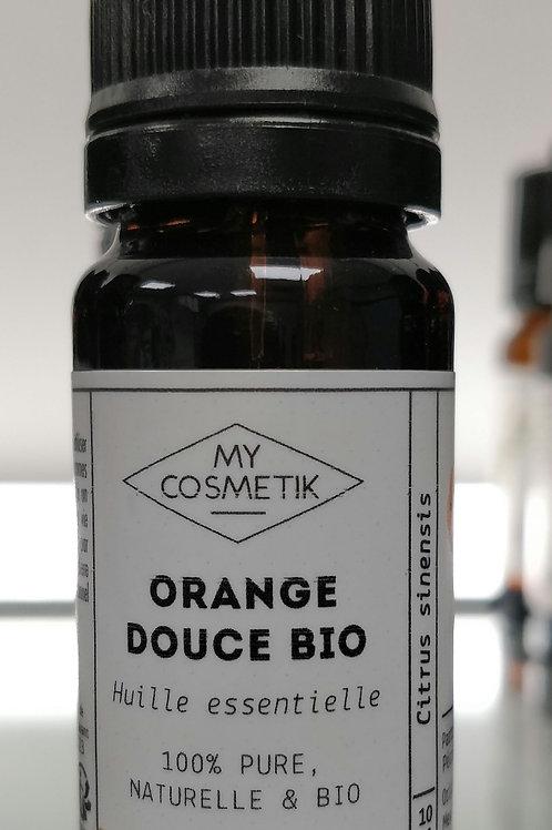 Huile essentielle Orange douce bio 10ml