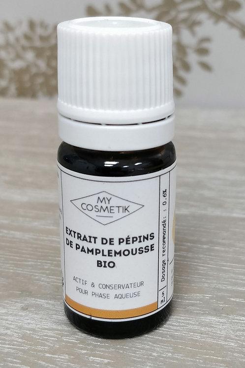 Extrait de pepin de pamplemousse bio 5ml