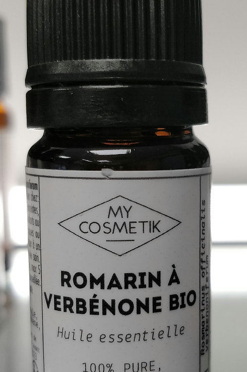 Huile essentielle Romarin verberone bio 5ml