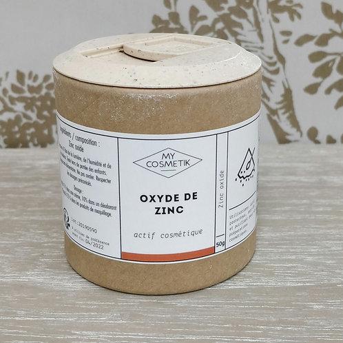 Oxyde de zinc