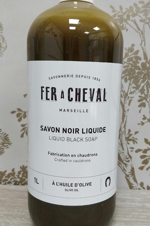 savon Marseille savon noir liquide 1L