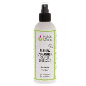 Hydrolat Fleur d'oranger bio 200ml spray
