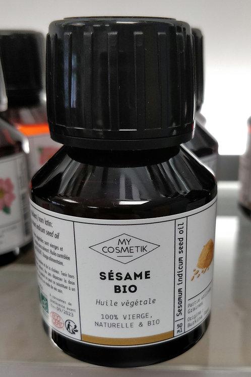 Huile vegetale Sesame 50ml