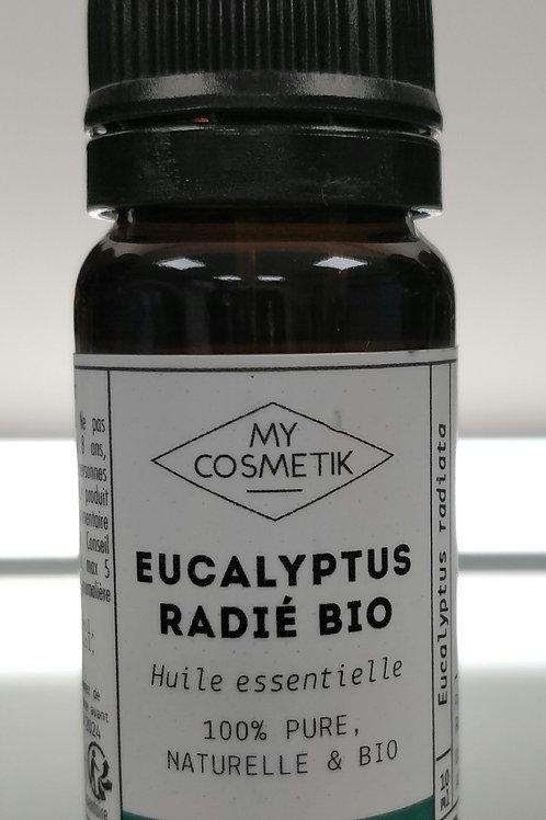 Huile essentielle Eucalyptus rad bio 10ml