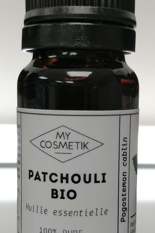Huile essentielle Patchouli bio 10ml