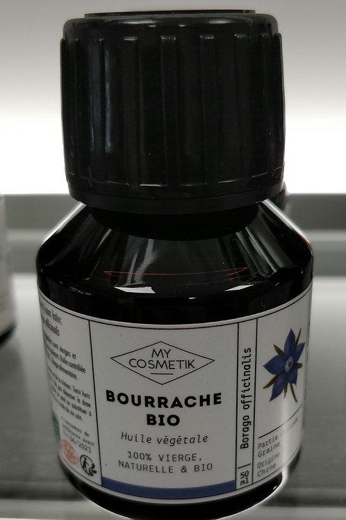 Huile vegetale bourrache bio 50ml