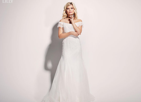 Lilly Bridal - Style 3846
