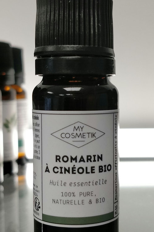 Huile essentielle Romarin cineol bio 10ml
