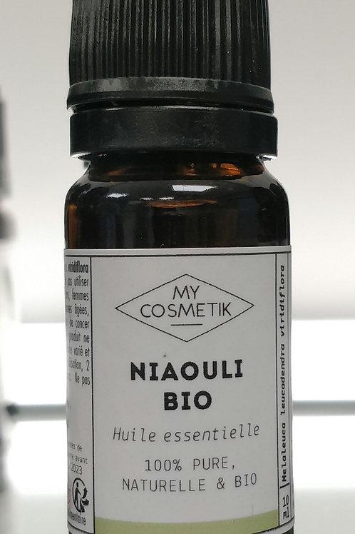 Huile essentielle Niaouli bio 10ml