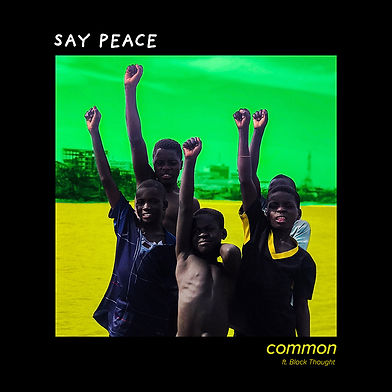 Common_SayPeace_Cover_WEB.jpg