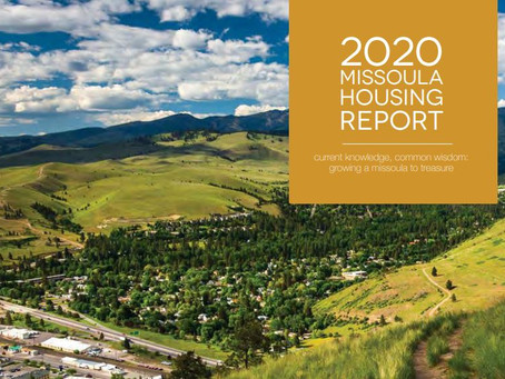 2020 Missoula Housing Report