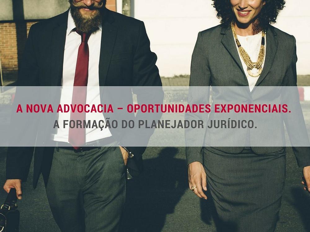 Planejador Jurídico - Oportunidades excepcionais