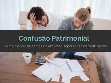 Confusão Patrimonial, será que você está nesta?