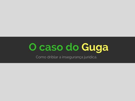 Como driblar a insegurança jurídica.Veja o caso do maior tenista brasileiro, Guga