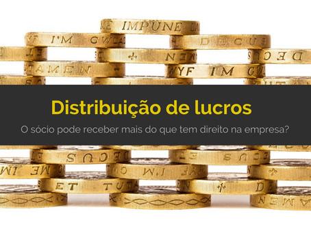 Planejador Jurídico – Distribuição de lucros