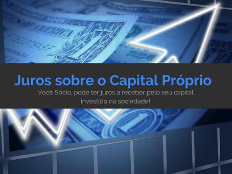Juros sobre o Capital Próprio