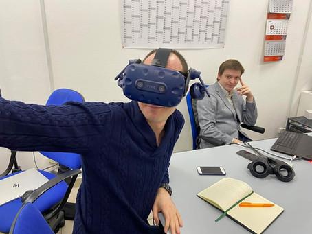AR/VR тренинги по продукту и продажам