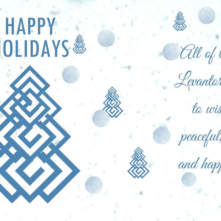 Wishing you a peaceful, successful and happy 2021!