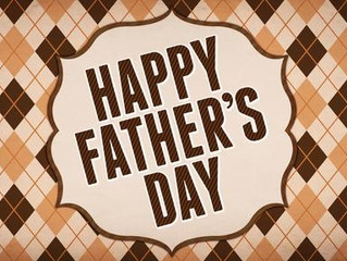 """""""Father's Day Reflections"""""""