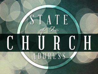 """The State of the Church 2020"""