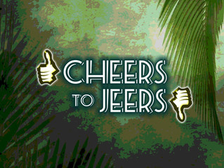 """FROM CHEERS TO JEERS"""